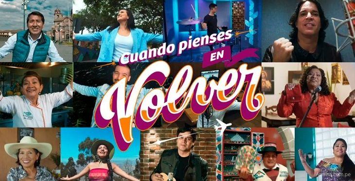 Cuando Pienses en Volver Reactiva el Turismo Interno en Perú