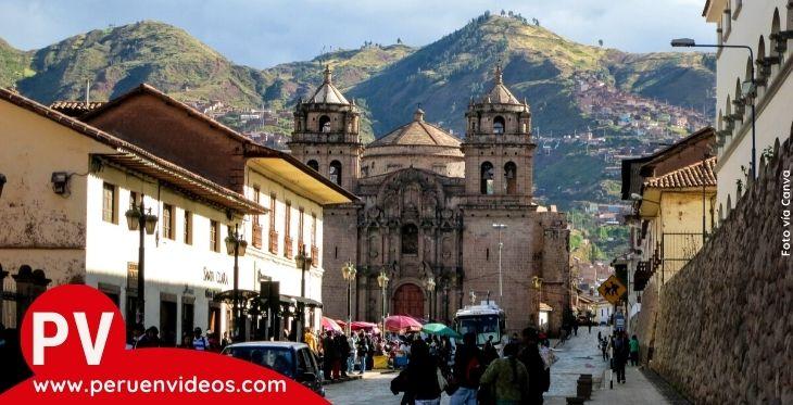 Imagen de la ciudad de Cusco, en el post sobre ropa para viajar a Cusco.