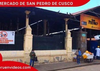 Historia del Mercado de San Pedro de Cusco y qué comprar