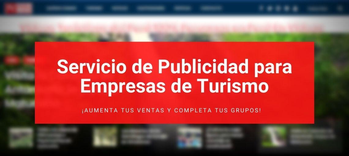 Servicio de publicidad para empresas de turismo en Perú en Vídeos