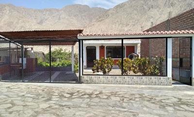 Casa Puesta del Sol en Lunahuaná